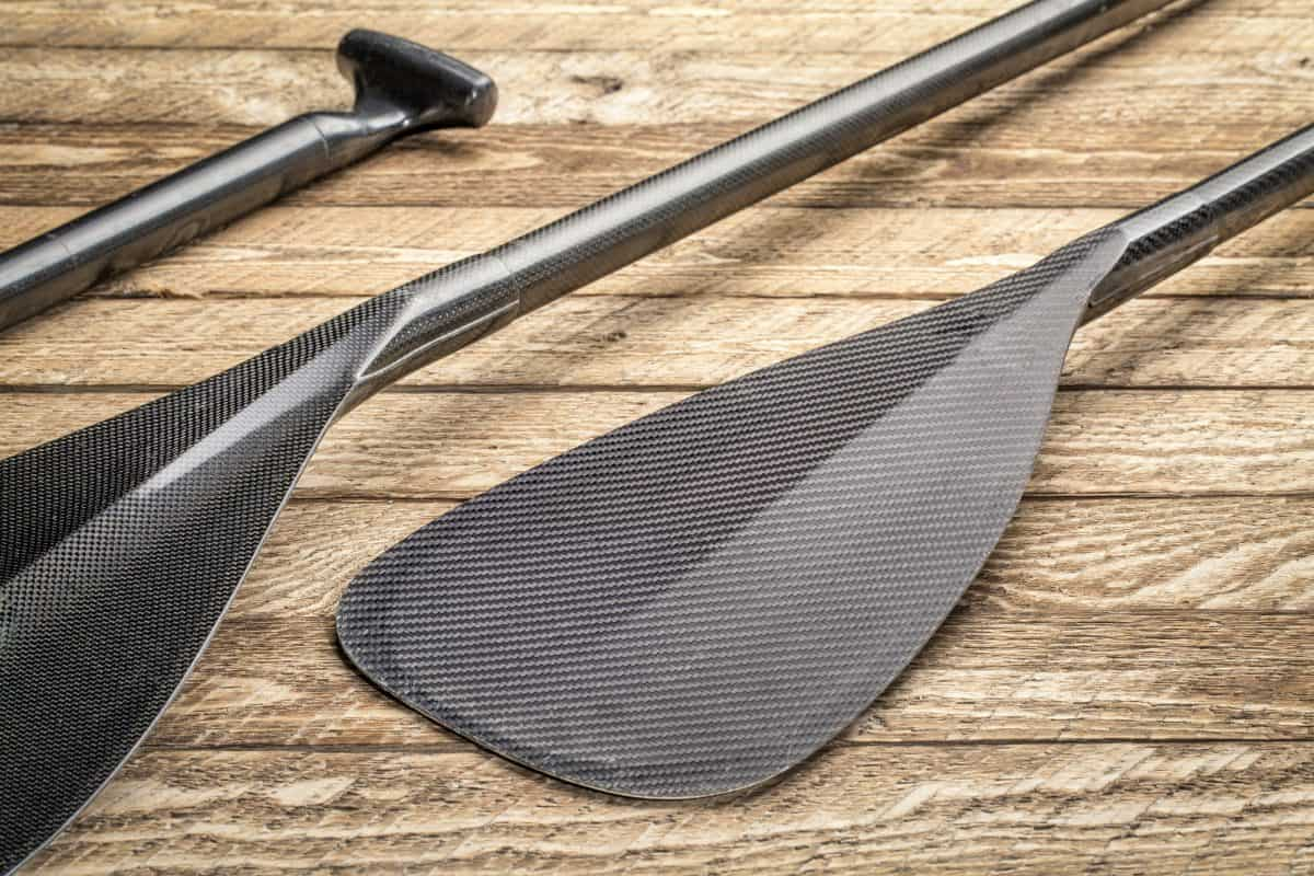 carbon fiber canoe paddles