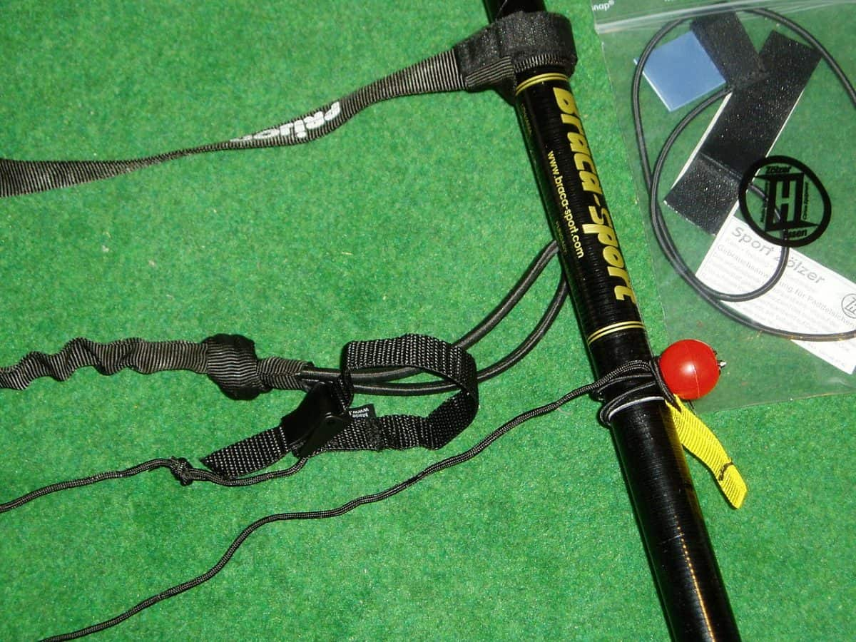 paddle leash