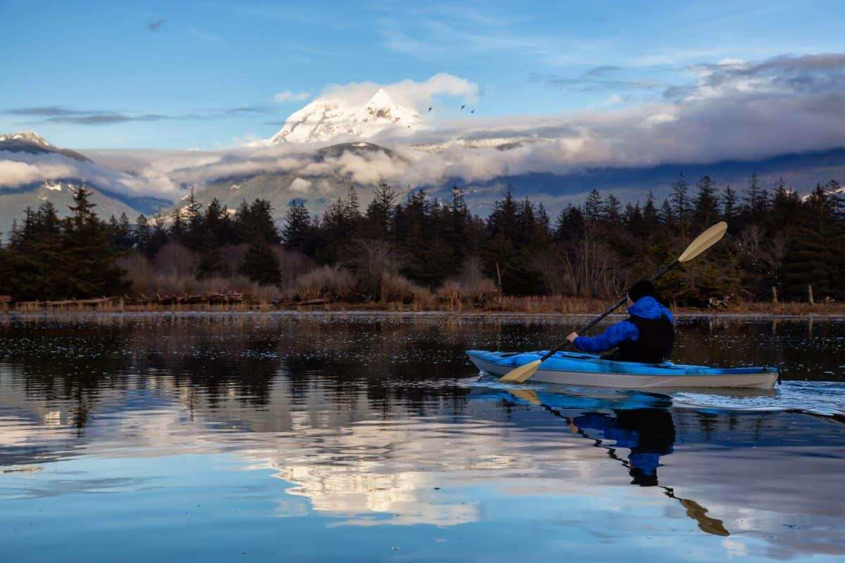 kayak clothing for cold weather