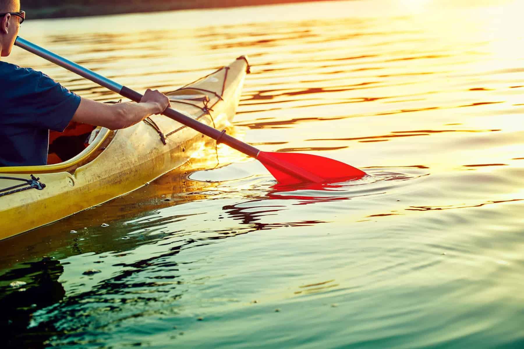 what size kayak paddle do I need
