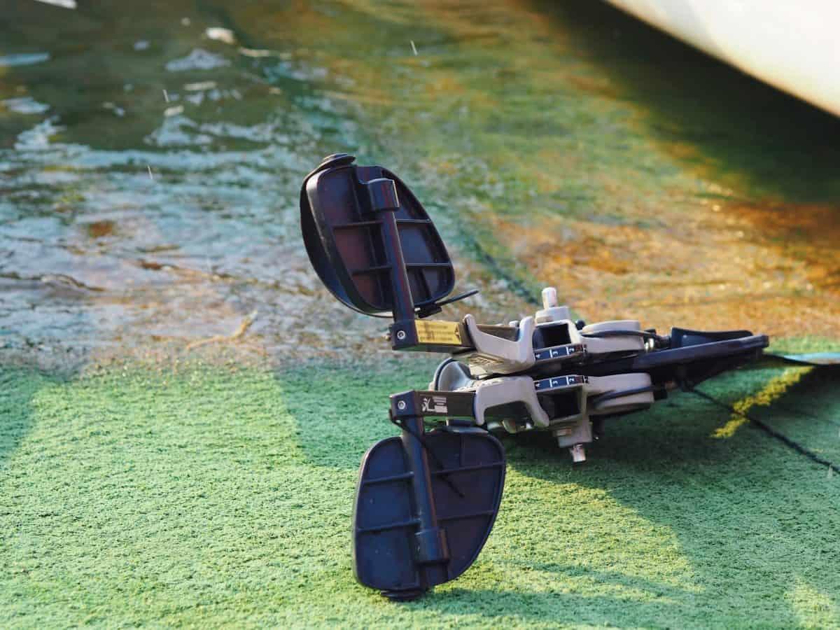 Fishing Kayak Pedal-Drive system