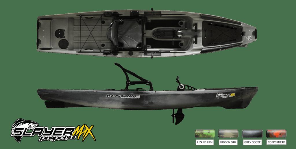 Native Watercraft Slayer 12.5 Propel MAX 2020