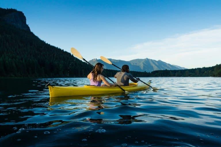 Best Tandem kayaks - 2 person kayaks