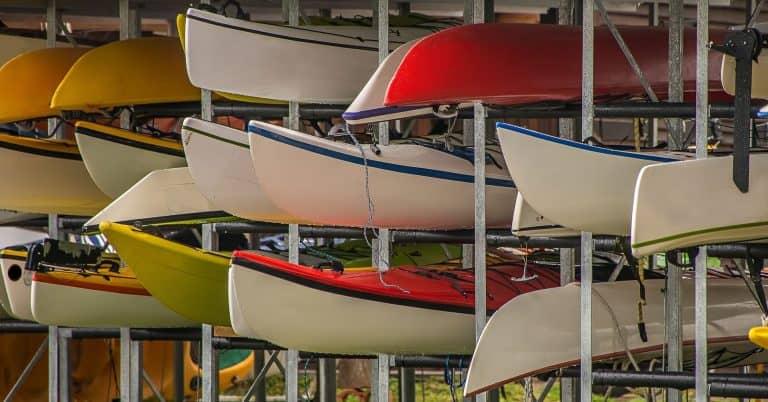 Practical Kayak Storage Ideas