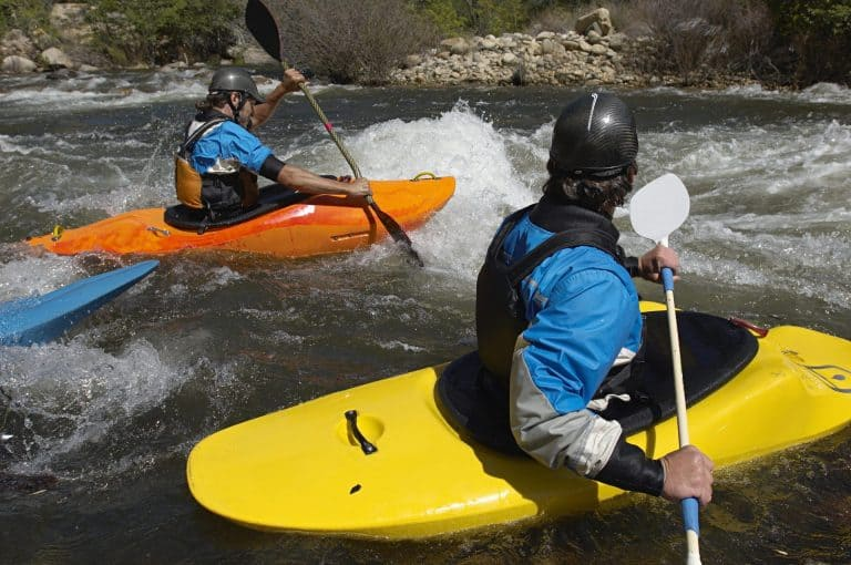 Basics Of Whitewater Kayaking For Beginners