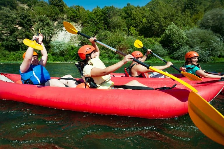 how safe are inflatable kayaks