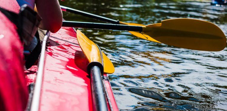 choosing a kayak paddle